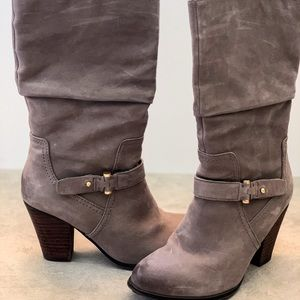 Leather Aldo Boots